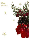Christmas. Photo for wish a merry christmas Stock Photography