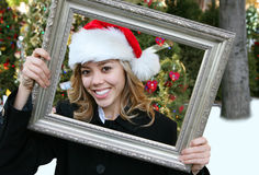 Christmas Picture Stock Image