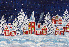 Christmas picture royalty free stock image