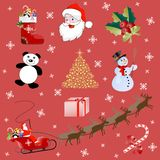 Christmas pictures Royalty Free Stock Photo