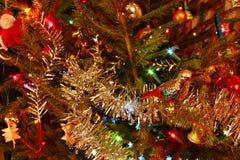Christmas pigeon Stock Image