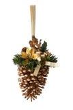 Christmas Pine Cone Stock Photos