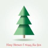 Christmas pine Stock Photos