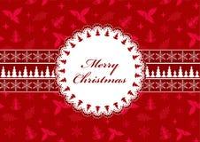 Christmas postcard. Royalty Free Stock Photos