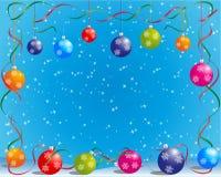 Christmas postcard Stock Photo