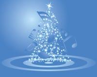 Christmas postcard stock illustration
