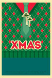 Christmas Poster Royalty Free Stock Images