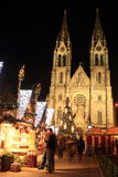Christmas in Prague Royalty Free Stock Image