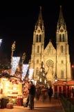 Christmas in Prague royalty free stock image
