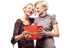 A christmas pre Stock Photo