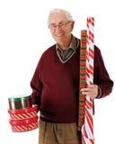 Christmas Prep Stock Photography