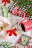 Christmas preparation Royalty Free Stock Photo