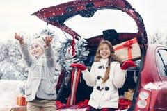 Christmas preparations Stock Photo