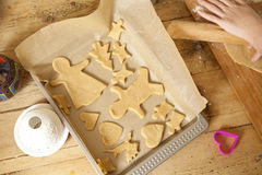 Christmas Preparations. Stock Image