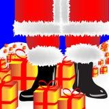 Christmas Presence Royalty Free Stock Photography