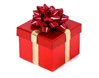 Christmas Present. Royalty Free Stock Photo