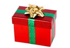 Christmas present. Royalty Free Stock Photography