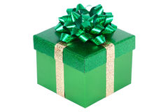 Christmas present. Royalty Free Stock Images