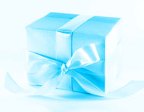 Christmas present Stock Images