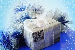 Christmas present Stock Photo