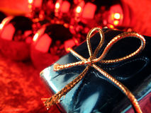 Christmas present 5 Royalty Free Stock Images