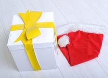 Christmas present box Royalty Free Stock Photo