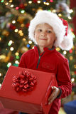 Christmas present Royalty Free Stock Photos
