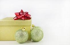 Christmas present Stock Photography
