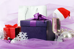 Christmas presents Stock Photos
