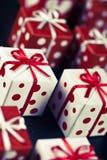 Christmas presents! Royalty Free Stock Photos