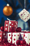 Christmas presents! Royalty Free Stock Photography