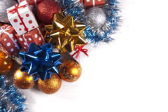 Christmas presents! Royalty Free Stock Images