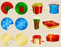 Christmas Presents vector illustration