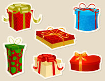 Christmas Presents stock illustration