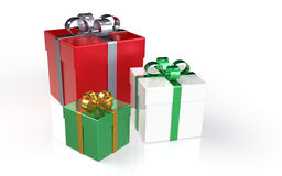 Christmas Presents Stock Photography