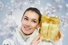 Christmas presents Royalty Free Stock Photos