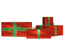 Christmas Presents royalty free illustration