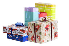 Free Christmas Presents Royalty Free Stock Photos - 3677228
