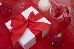 Christmas presents Stock Image