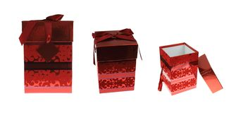 Christmas Presents. This is a photo of some Christmas presents royalty free stock image