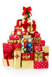 Christmas Presents and Gifts Stock Photos