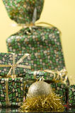 Christmas presents the happiest time of the year ... Royalty Free Stock Photography
