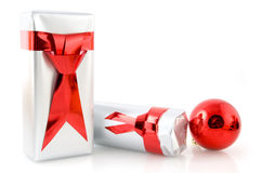 Christmas presents for men Royalty Free Stock Image