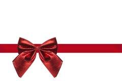 Christmas presents ribbon Stock Photos