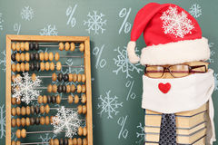 Christmas price cuts royalty free stock image