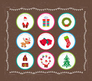 Christmas printables Stock Images