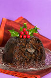Christmas Pudding Royalty Free Stock Images