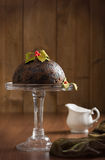 Christmas Pudding Royalty Free Stock Image