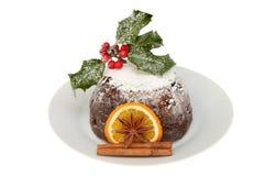 Christmas pudding Royalty Free Stock Photography