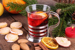 Christmas Punch Royalty Free Stock Images
